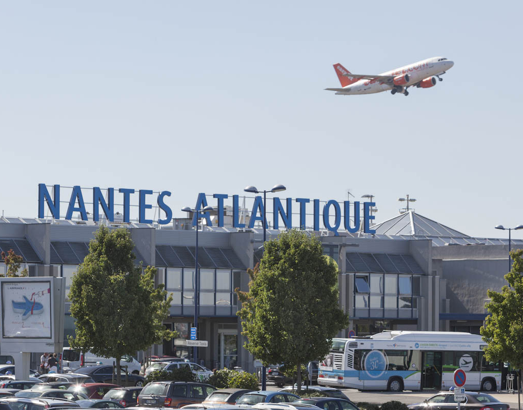 Photo de l aeroport de Nantes Atlantique